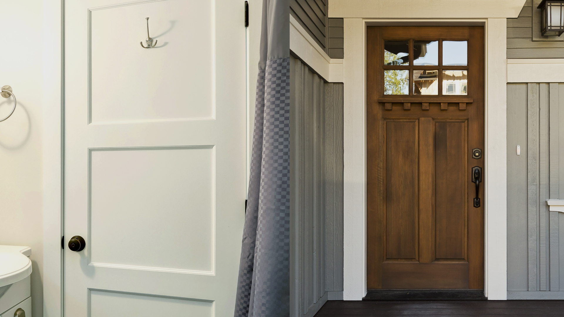 Evermark Home Slider - Doors and Frames