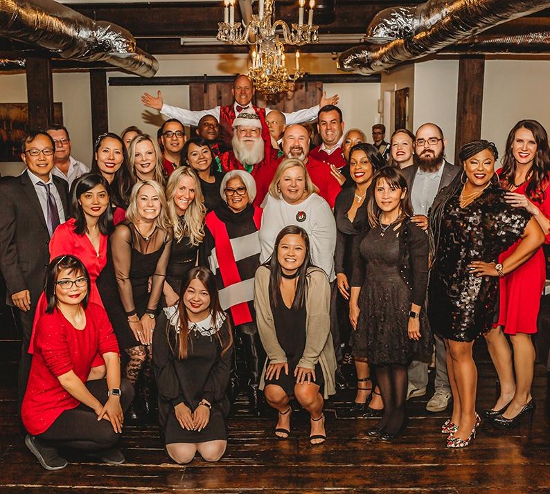 Evermark Team Christmas