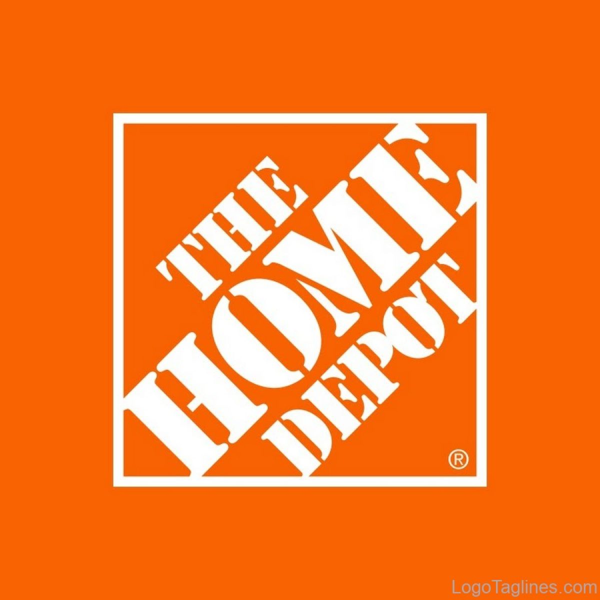 Home Depot Logo - Find Evermark products
