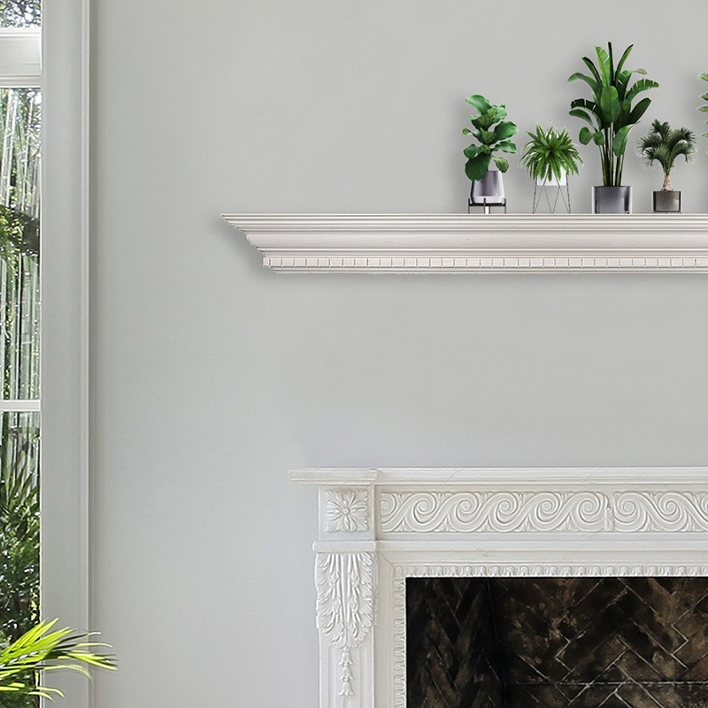 Evermark Expressions Colonial fireplace mantel