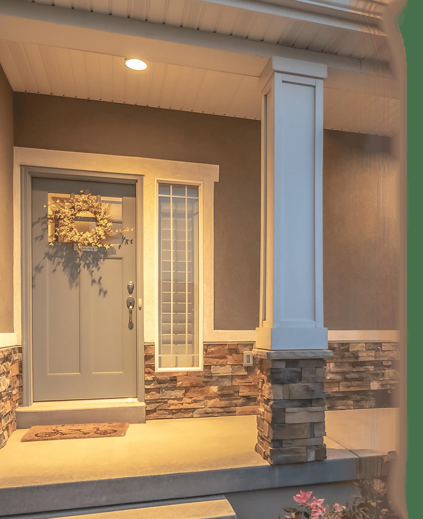 Evermark stile and rail wood doors
