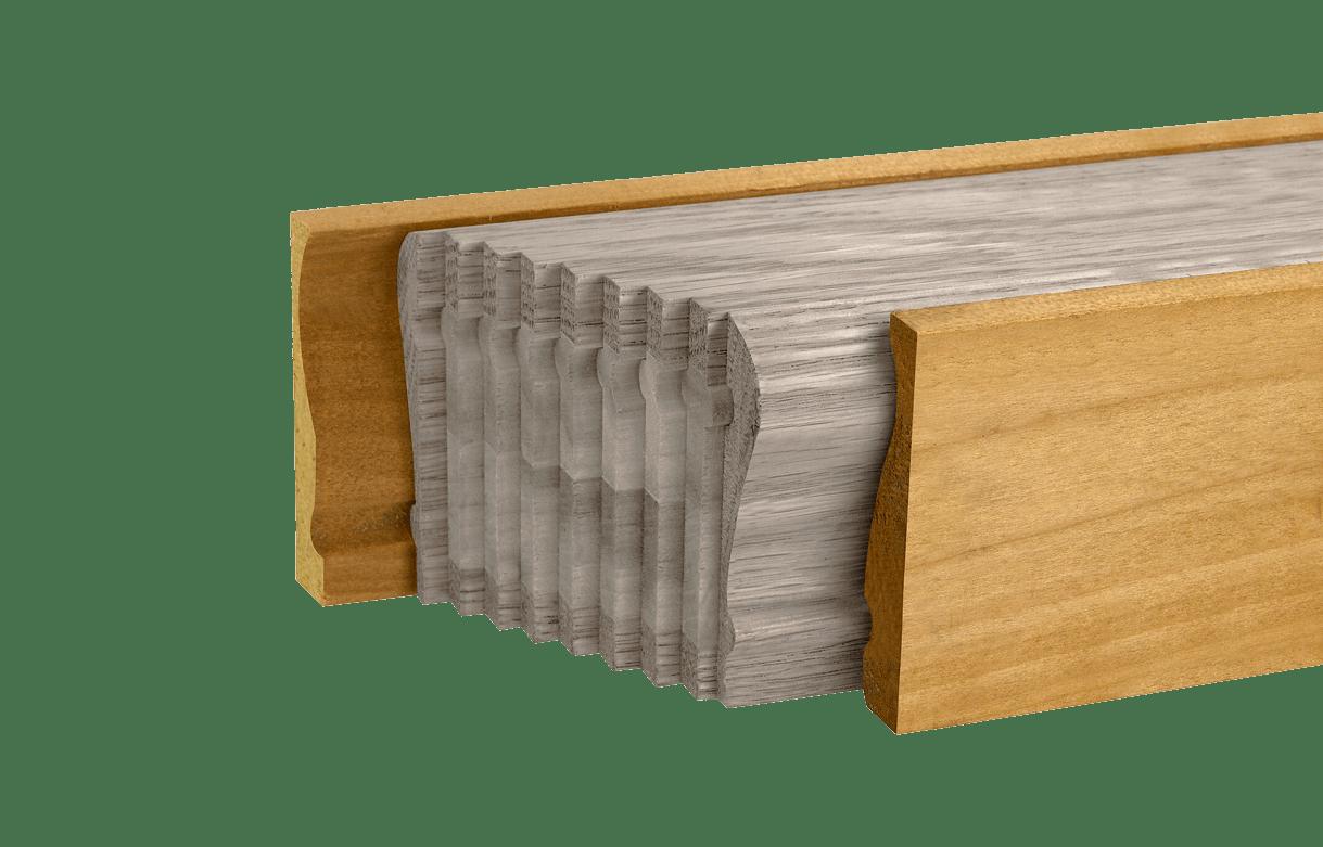 stair rail bending rail