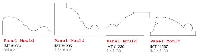 Evermark IMT crown moulding casing 2