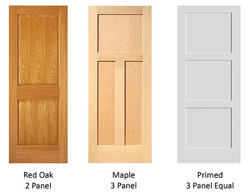Evermark stile rail wood doors terms 1