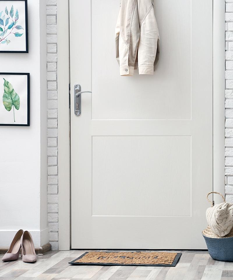Evermark interior wood stile and rail doors
