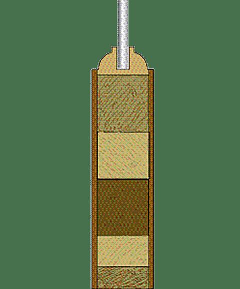 stile rail diagram side view